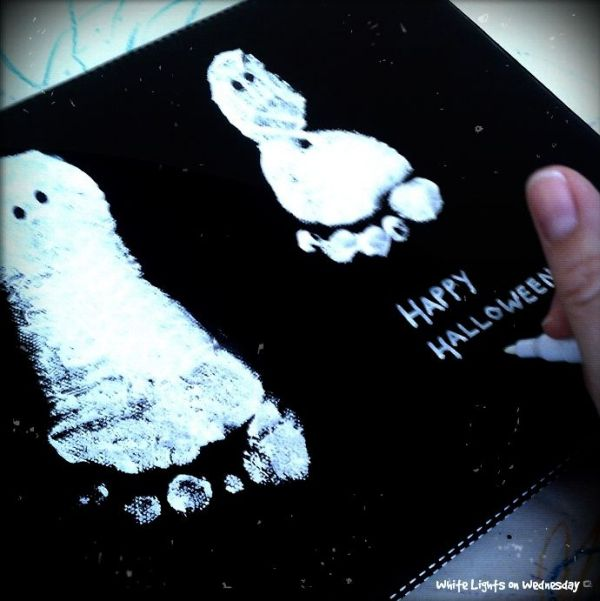 Ghost Feet 8