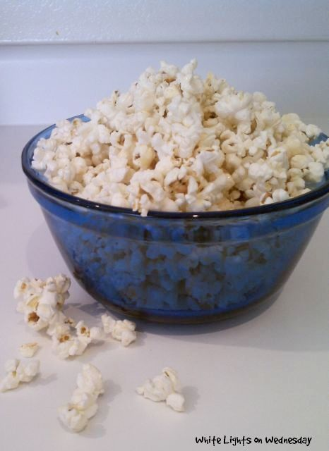 Kettle Corn | White Lights on Wednesday