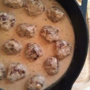 Swedish Meatballs Feat