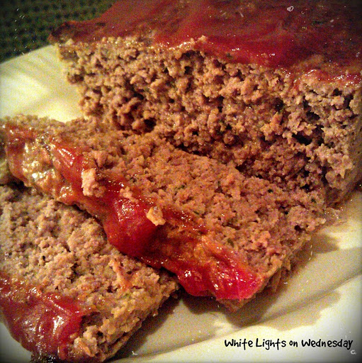 Better Homes & Garden's Meatloaf