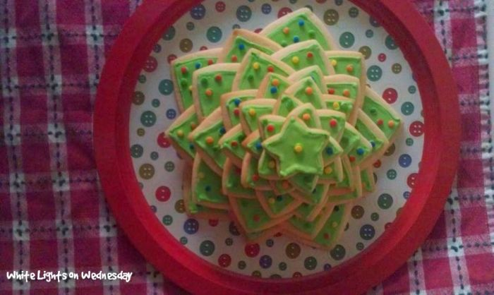 Cookie Christmas Tree 10