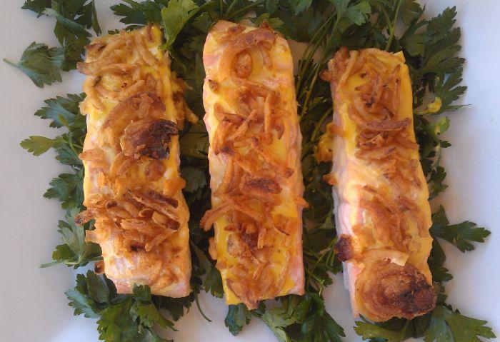 Crunchy Salmon 3