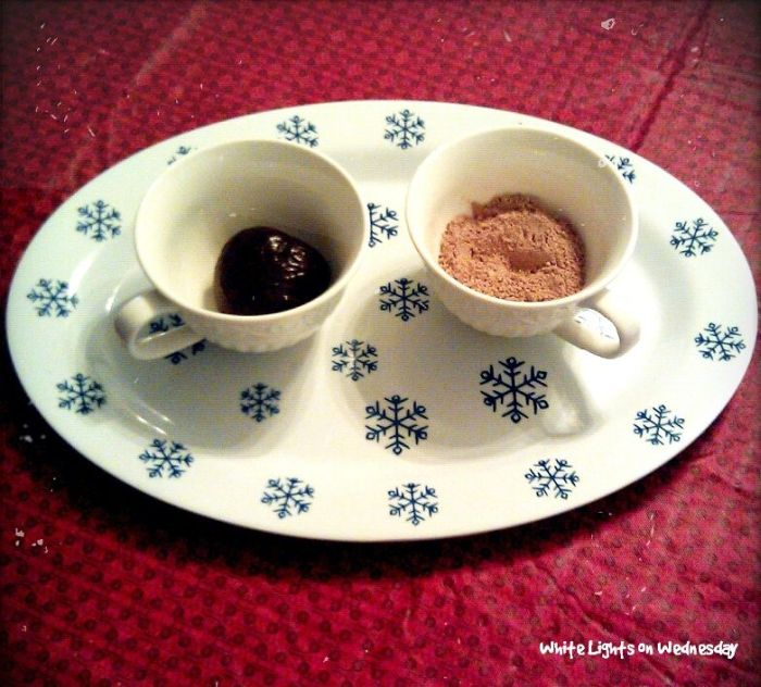 Hot Chocolate – Two Ways