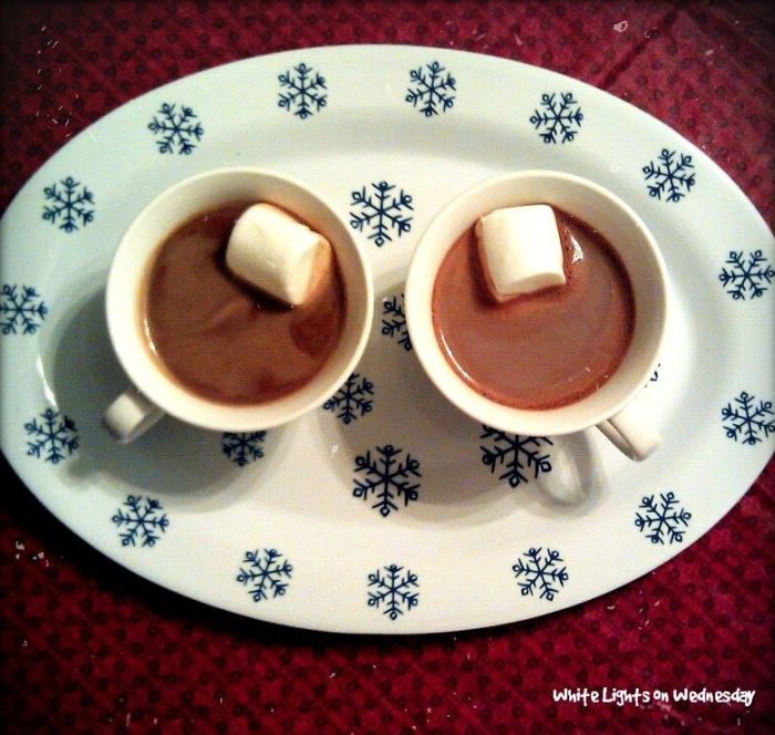 Hot Chocolate Two Ways 2