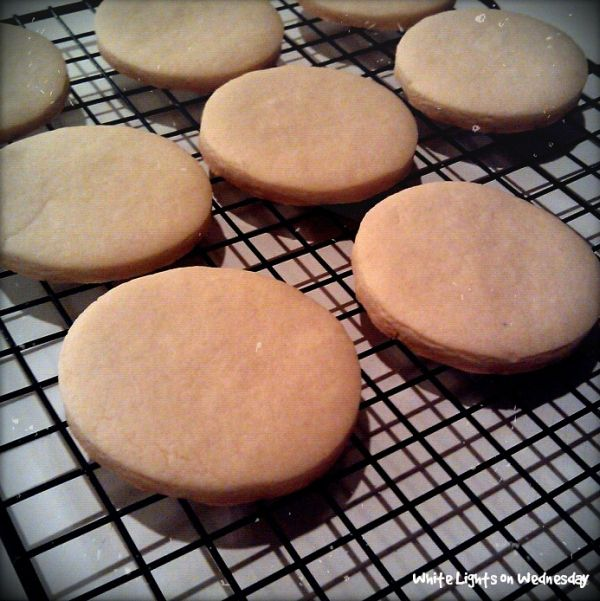 No Fail Sugar Cookies | White Lights on Wednesday