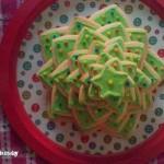 Cookie Christmas Tree