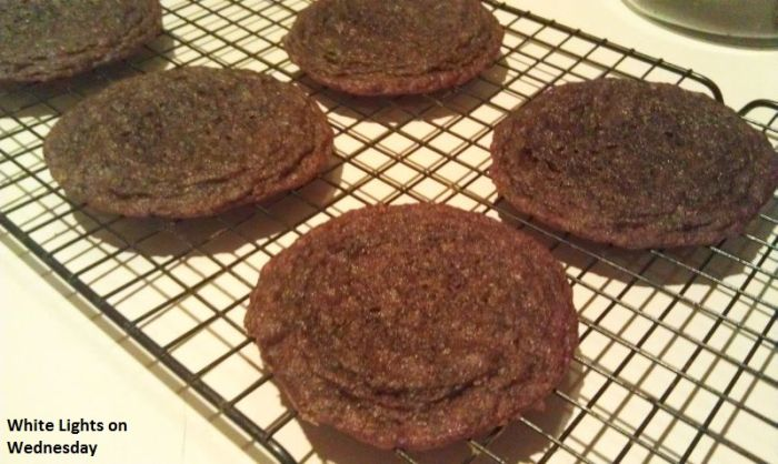 Chocolate-Hazelnut Cookies 1
