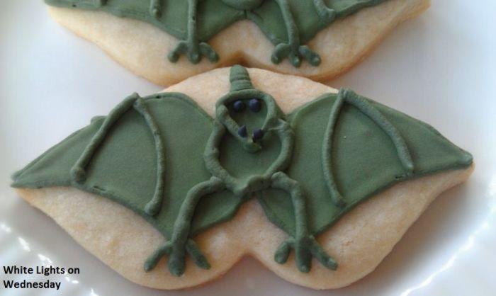 Pterodactyl Cookies