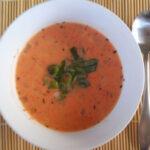 Artichoke Tomato Bisque