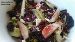 pomegranatepearsalad1