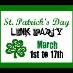 St. Patrick's Day Link Party 2012