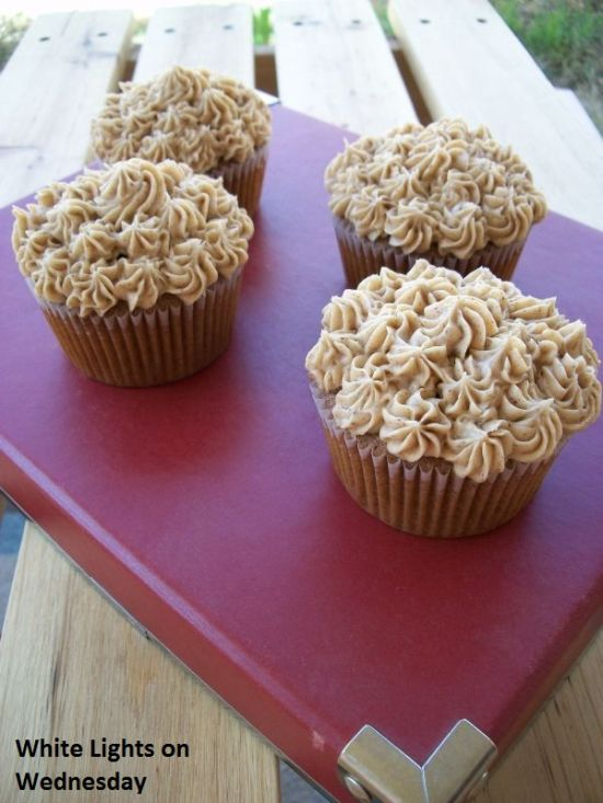 Chai Cupcakes 1