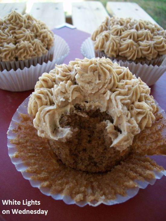 Chai Cupcakes 2