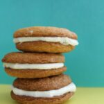 Cheesecake Sandwich Cookies