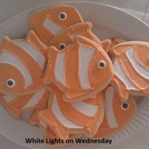 Clown Fish Cookies 10
