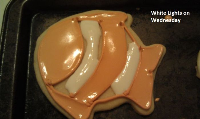 Clown Fish Cookies 6