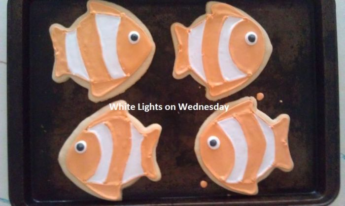 Clown Fish Cookies 9