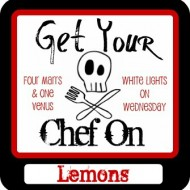 Get Your Chef On – Lemons: Sign Up