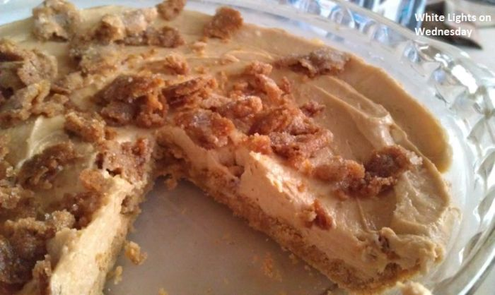 PB Graham Cracker Pie 2