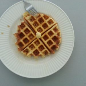 Belgian Waffles 2
