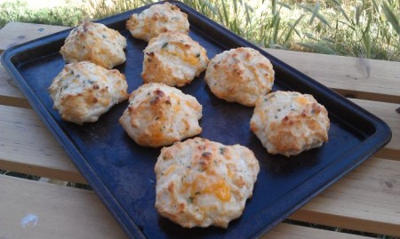 Cheddar Bay Biscuits 2