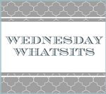 Wednesday Whatsits (9)