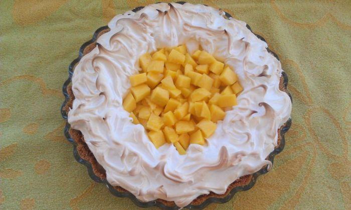 Mango Lime Tart 2