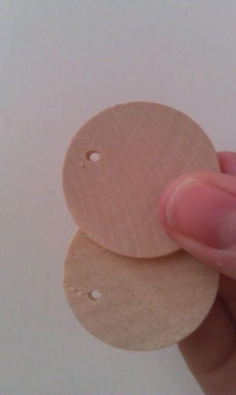 Fabric Pendant Necklace 3