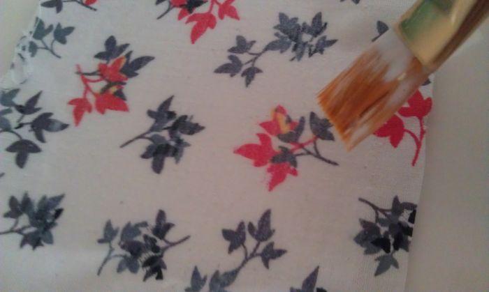 Fabric Pendant Necklace 6