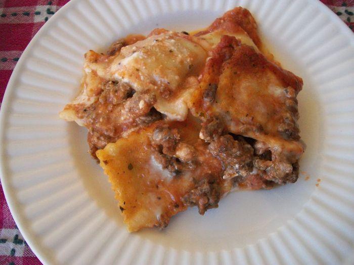 Lazy Lasagna 3
