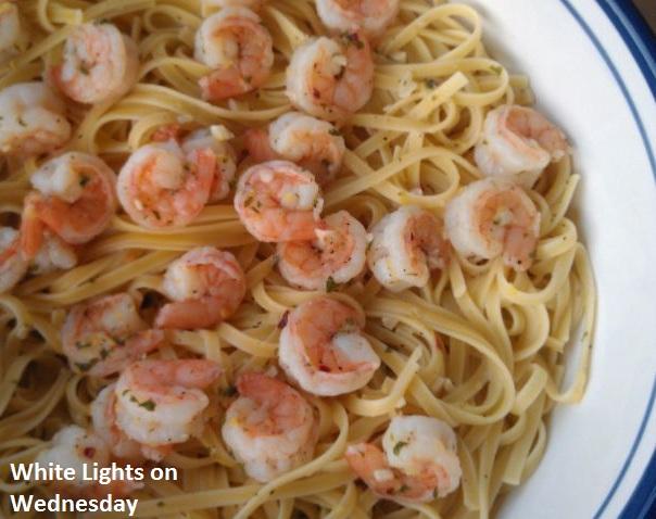 Linguine & Shrimp Scampi