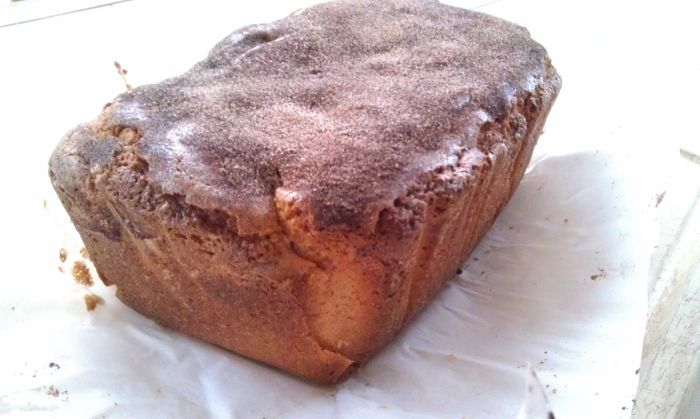 Snickerdoodle Bread 1
