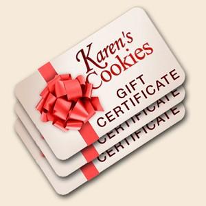 Karens+Cookies+Gift+Cert