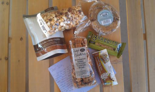 Foodie Pen Pals – July