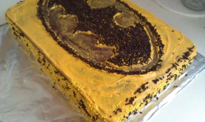 Batman Cake 3