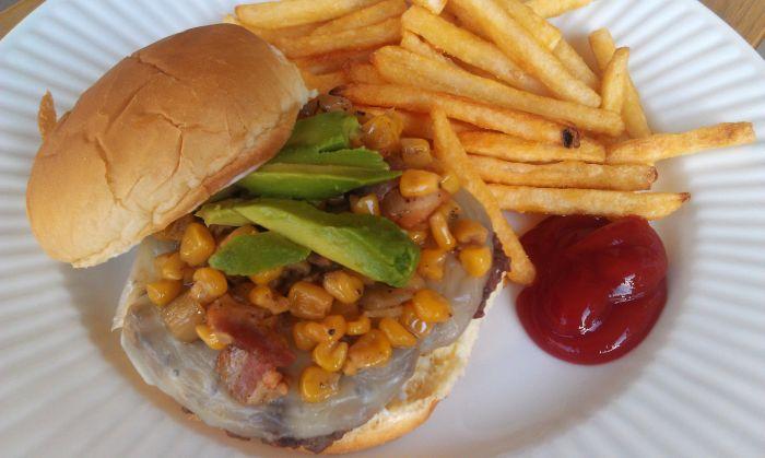 California Bay Burger