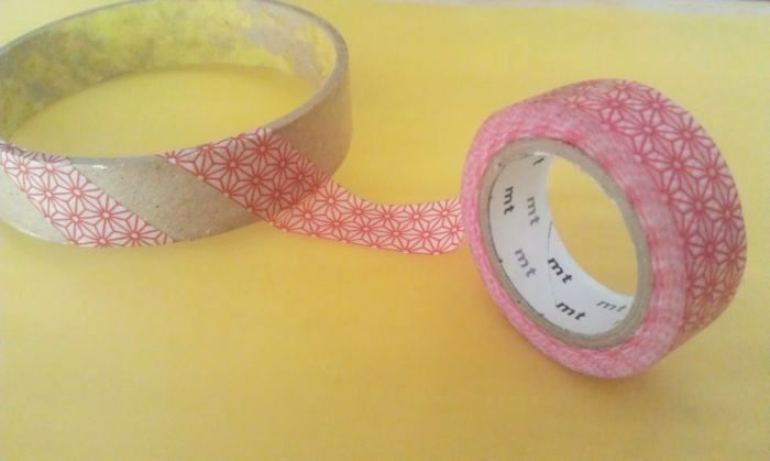 Washi Tape Bangle 3