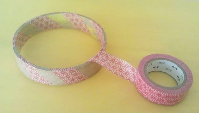 Washi Tape Bangle 4