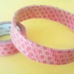 Washi Tape Bangle