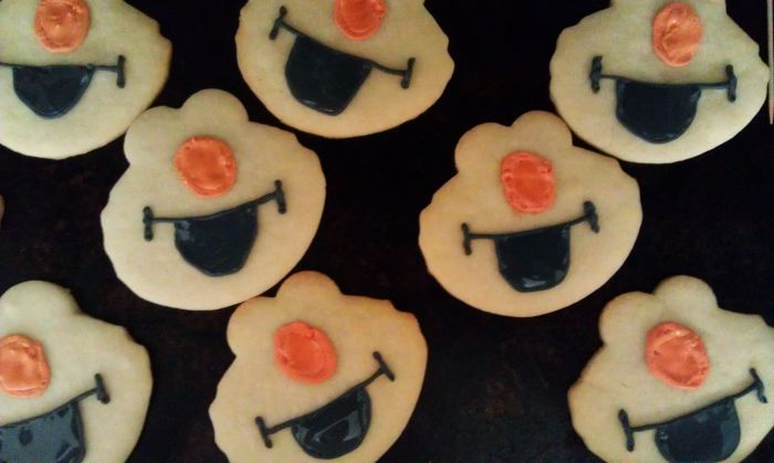 Elmo Cookies 4