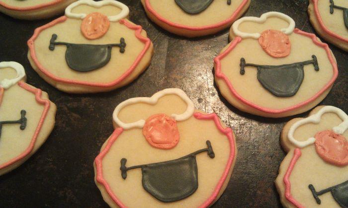 Elmo Cookies 5