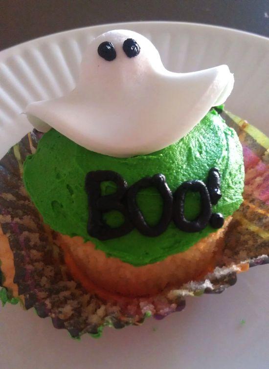 Halloween Cupcakes 6