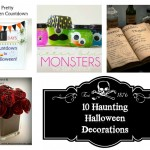 10 Haunting Halloween Decorations