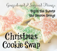 Christmas Cookie Swap Sign-Up