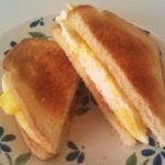 Mom's Fried Egg Sandwich