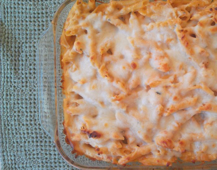 3 Cheese Chicken Bake