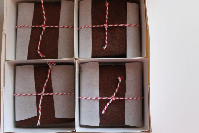 Dark Chocolate Orange Shortbread 2