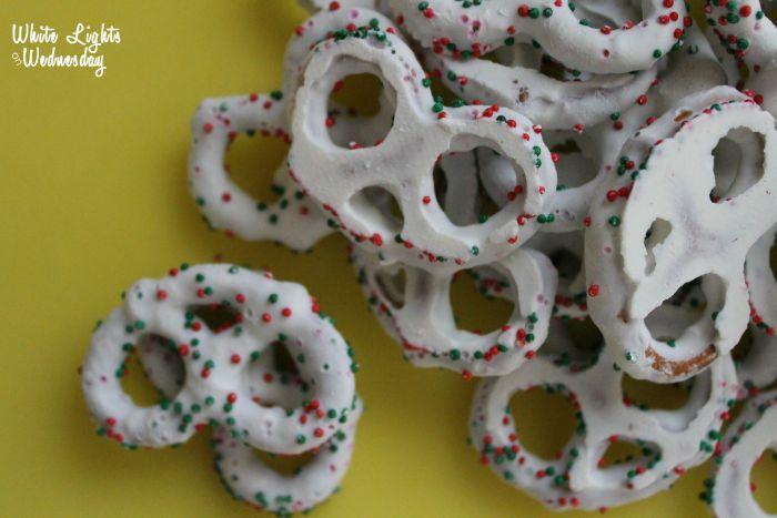 White Chocolate Pretzel Cookies 2