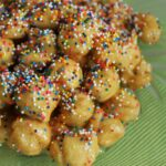 Struffoli: Honey-Drench Christmas Fritters
