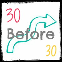 30 Before 30: Halfway Check-In